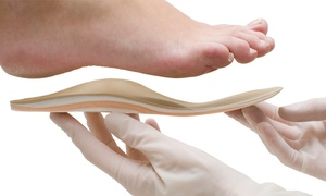 PiosMed Health Group Inc: CC$20 for CC$200 Credit Toward Custom Orthotics with Free Second Pair and Exam at PiosMed Health Group Inc
