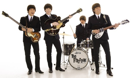 The Fab Four on Saturday, March 5, 2016, at 7:30 p.m.