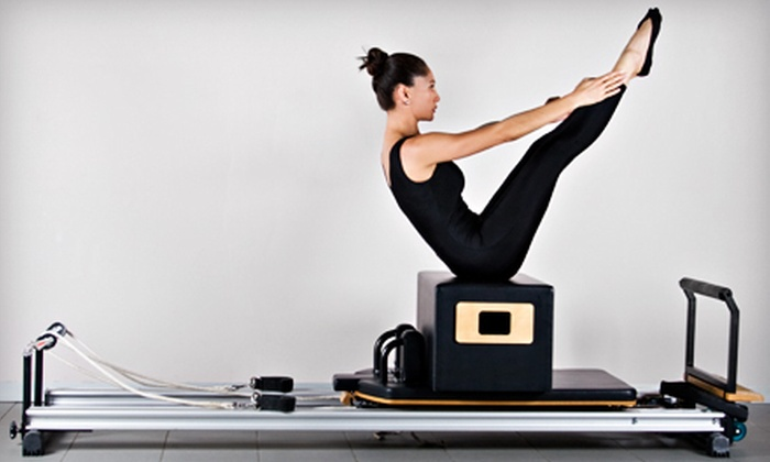 Pilates Plus - Bonita Springs: 7 or 15 Pilates Equipment Classes at Pilates Plus (Up to 67% Off)