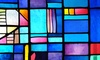 Terraza Stained Glass - Southern Baltimore: Stained-Glass Class for One, Two, or Four at Terraza Stained Glass (Up to 57% Off)