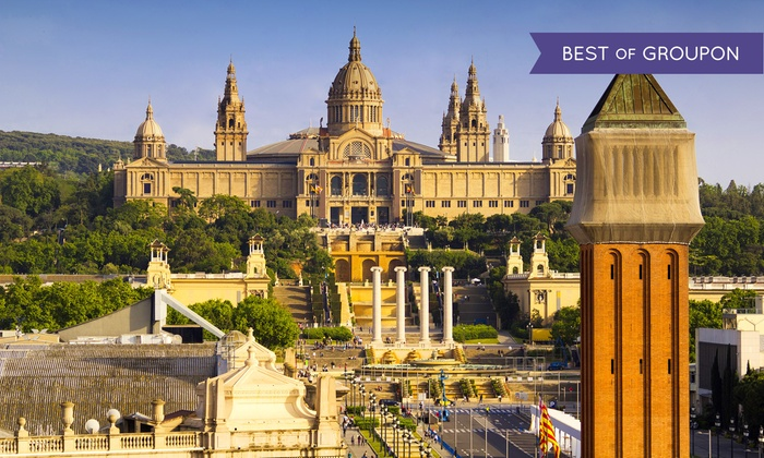 8-Day Barcelona & Rome Vacation with Airfare from go-today