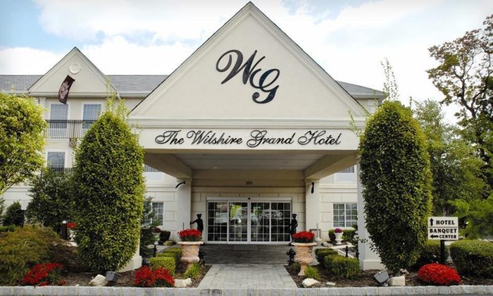 The Wilshire Grand Hotel - West Orange: One- or Two-Night Stay at The Wilshire Grand Hotel in West Orange, NJ. Four Options Available.