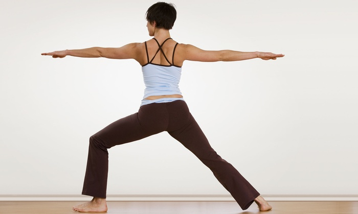 Updog Yoga - South Fayette: $45 for 10 Yoga Classes at Updog Yoga ($95 Value)