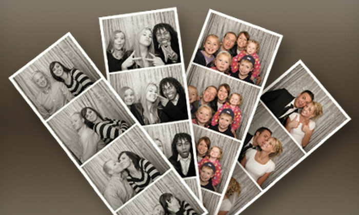 On Point Entertainment - Sacramento: Three-Hour Photo-Booth Rental Package with Optional Props and Digital Video from On Point Entertainment (Up to 62% Off)
