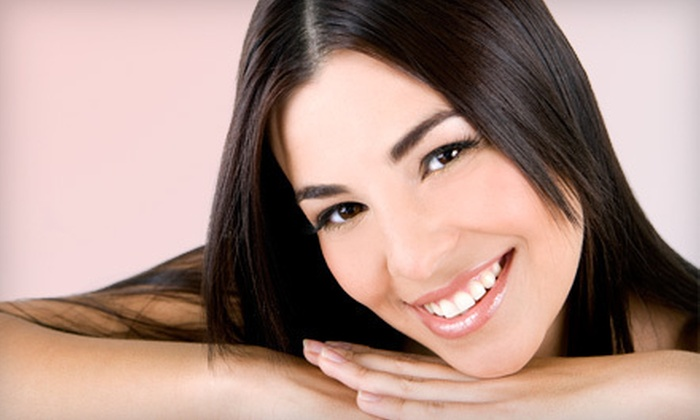 Venus Salon and Spa - Renton: Waxing and Nail Services at Venus Salon and Spa (Up to 54% Off). Four Options Available.