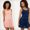 $22.99 for a Poof! Apparel Lace Skater Dress