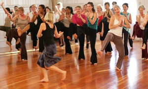 Nia Technique, Inc.: Punch Card for Four or Eight Classes or One Month of Unlimited Classes at Nia Technique, Inc. (Up to 61% Off)