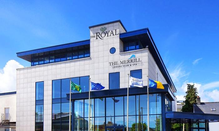 Ste The Royal Hotel Amp Merrill Leisure Club