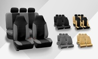 GROUPON: Full Set of Deluxe Leatherette Seat Covers Full Set of Deluxe Leatherette Seat Covers