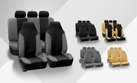 High Back Royal Car Seat Covers
