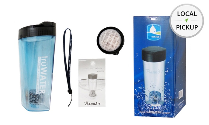 Deals 4 Life - Santa Ana: TrüWater Portable Alkaline Water Bottle. Pick Up in Store at Deals 4 Life.