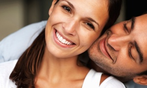 John H. Kim, DDS: Dental Exam, Cleaning and X-Rays or Chair-Side Teeth-Whitening Treatment at John H. Kim, DDS (Up to 78% Off)