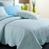 Calla Angel 100% Cotton Percale Quilts and Pillow Shams