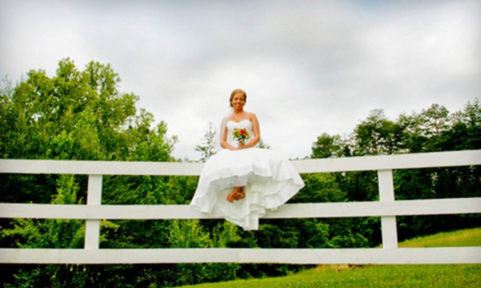 MIA Photographers - Knoxville: On-Location Photo Shoot for Up to 10 or Wedding Photography with Bridal Session from MIA Photographers (Up to 80% Off)