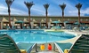 VH Spa at Hotel Valley Ho - Arts Districts: Spa Treatment with Wine and Day Passes or Fitness Membership at VH Spa at Hotel Valley Ho (Up to 49% Off)