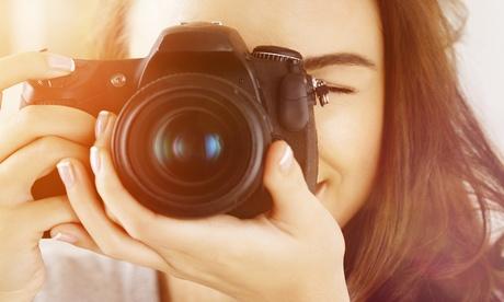 Corso di fotografia full-immersion per una, 2 o 3 persone da Photografismi (sconto fino a 94%)