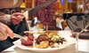 Up to Half Off Brazilian Steak-House Food at Brazzaz