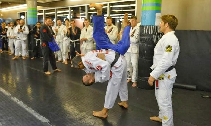 Valko Brazilian Jiu-jitsu Academy - Near North Side: 5 or 10 Group Martial-Arts Classes at Valko Brazilian Jiu-Jitsu Academy (Up to 62% Off)