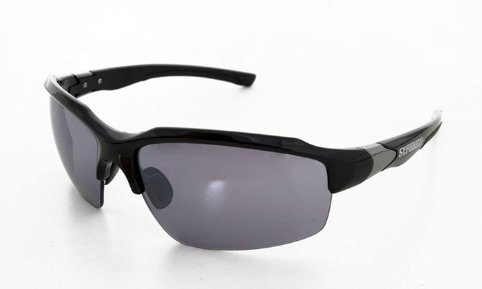 "Stradalli Cycle - Fairview: $35 for a Pair of Stradalli ""Polar Sky"" Polarized Sport Sunglasses at Stradalli Cycle ($119 Value)"