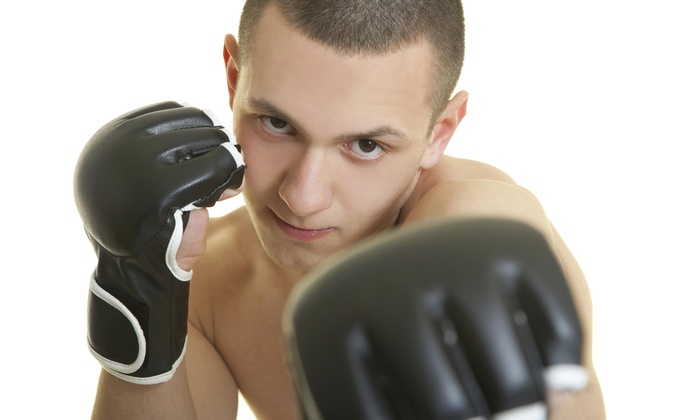 Dynasty Martial Arts - Rolando: $30 for $100 Worth of Kickboxing Lessons — Dynasty Martial Arts