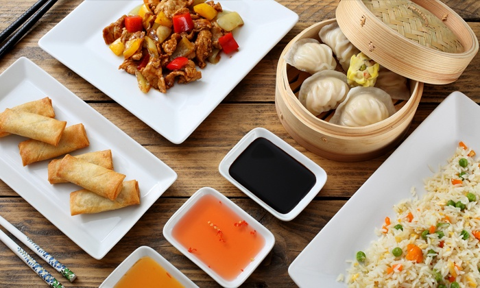 Canton Lounge - Chinatown: $39 for a Four-Course Cantonese Prix Fixe Meal for Two with Beer at Canton Lounge ($67.90 Value)