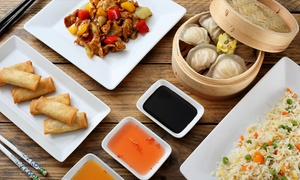 Canton Lounge: $39 for a Four-Course Cantonese Prix Fixe Meal for Two with Beer at Canton Lounge ($67.90 Value)