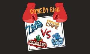Comedy Ring: Comedy Ring, il 4 dicembre al Teatro dell'Archivolto di Genova (sconto 52%)