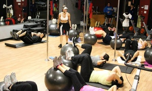 The Winning Image: 5, 10, or 20 Fitness Classes at The Winning Image (Up to 65% Off)