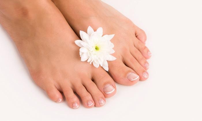 Pretty In Pink Nails - Turlock: 55-Minute Strawberry-Mango Daiquiri Pedicure at Pretty in Pink Nails by Candice (50% Off)