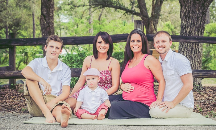 Bohemian Road Photography LLC - Denver: 45-Minute Family Photo Shoot from Bohemian Road Photography LLC (80% Off)