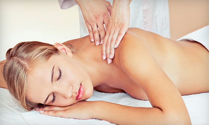 The Skin Renewal Studio - North End: Spa Package with Massage, Facial, and Wax for One or Two at The Skin Renewal Studio (Up to 56% Off)