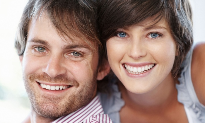 Glenn E. Cocoros D.D.S. - Bowie: Dental Exam, Cleaning, and X-Rays with Optional Take-Home Whitening Kit at Glenn E. Cocoros D.D.S. (Up to 69% Off)