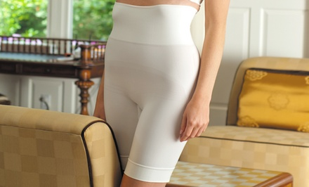 Carnival Seamless High Waist Long Leg Shaper. Multiple Colors Available.