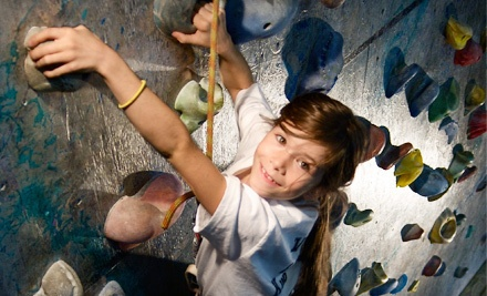 Climbing Starter Package for Two (a $58 value) - Climb Time of Blue Ash in Cincinnati