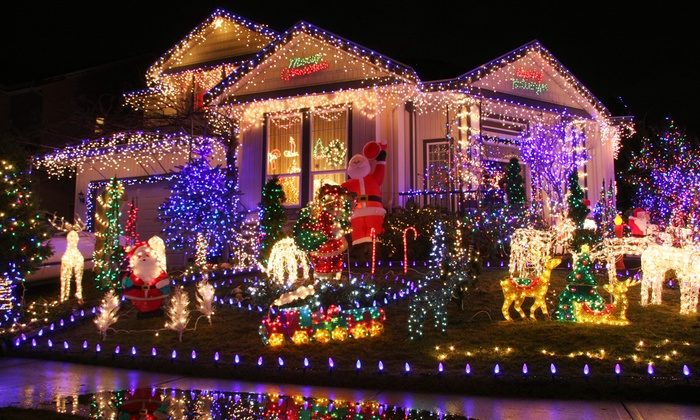 RVA Historic Tours - RVA Trolley: Three-Hour Tacky Holiday Lights Trolley Tour for One or Two from RVA Historic Tours (Up to 54% Off)