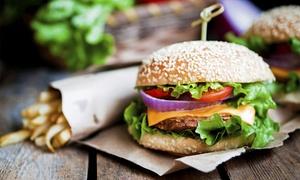BikeLikeCafe: Burger z frytkami: 2 zestawy za 19,99 zł i więcej opcji w Bike Like Cafe