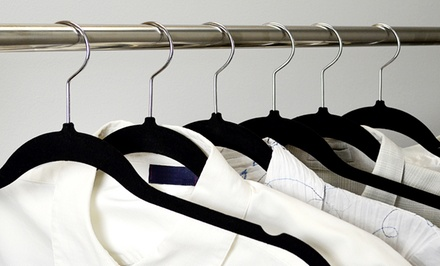 120-Pack of Ultra-Thin Velvet Hangers