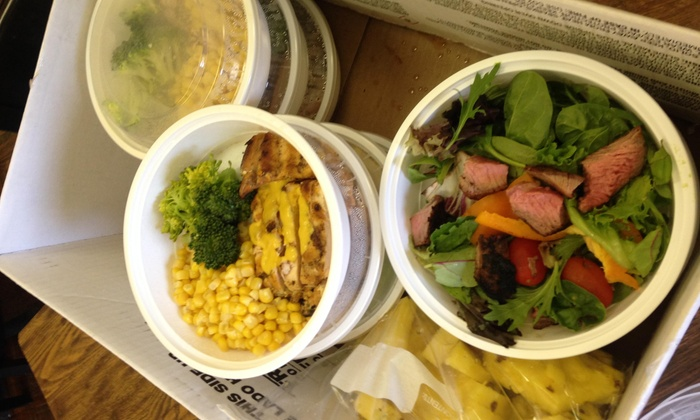 Healthy Eating Llc - Old Louisville: $55 for $100 Worth of Catering Services — Healthy Eating, LLC