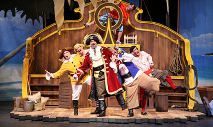 """How I Became a Pirate"" - NYCB Theatre At Westbury: $20 to See ""How I Became a Pirate"" at NYCB Theatre at Westbury on Saturday, March 2, at 1 p.m. (Up to $41.50 Value)"