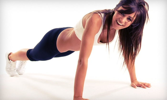 South Bay Boot Camp - Multiple Locations: Four, Six, or Eight Weeks of Fitness and Fun Boot Camp at South Bay Boot Camp in Torrance (Up to 86% Off)