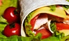 The SoupHerb Gourmet - Amherst: $15 for a Five Visit Punch Card for Sandwiches, Soups, and Salads at The SoupHerb Gourmet ($30 Value)