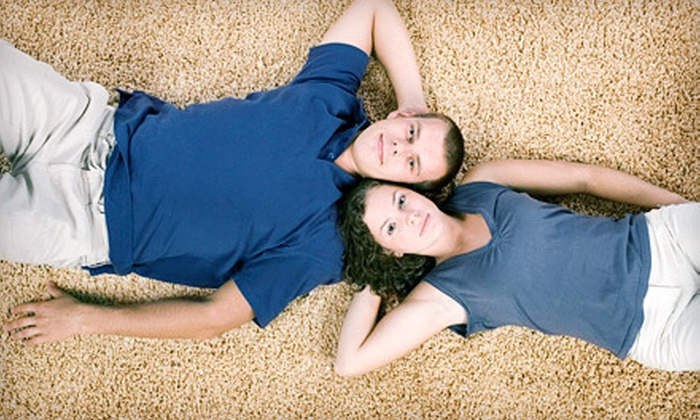 Stevens Chem-Dry - Multiple Locations: Carpet Cleaning for Three or Five Rooms, or Upholstery Cleaning from Stevens Chem-Dry (Up to 51% Off)