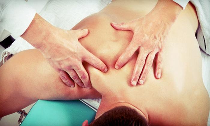 Hand Over Hand Massage & Wellness - Loves Park: 60- or 90-Minute Wellness or Deep-Tissue Massage at Hand Over Hand Massage & Wellness (Half Off)