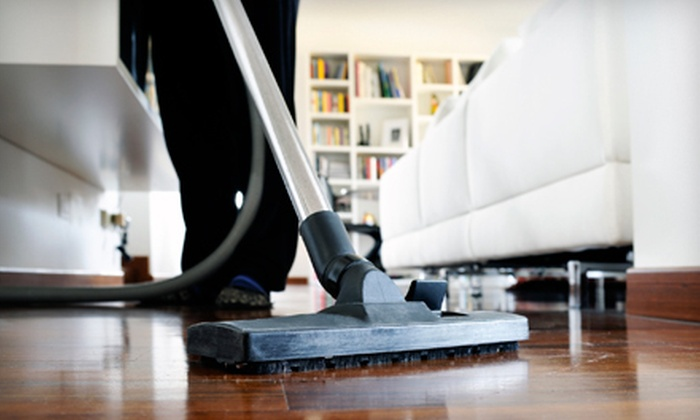 Maid Just for Me - Broderick: One or Two Three-Man-Hour Housecleaning Sessions from Maid Just for Me (Up to 52% Off)
