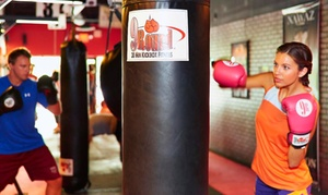 9Round 30 Minute Kickbox Fitness: Up to 60% Off Unlimited Workouts at 9Round 30 Minute Kickbox Fitness