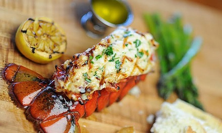 $35 for $50 Worth of Steak and Seafood Dinner, Valid Monday–Thursday at Kincaid's