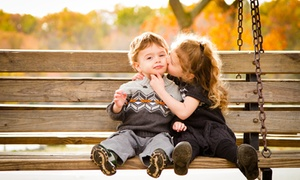 Pam Borjas Photography: 30-Minute Outdoor Photo Shoot from Pam Borjas-Photography (75% Off)
