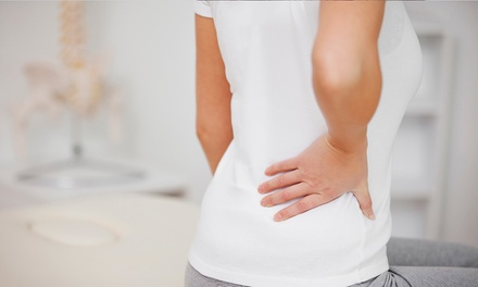 Chiropractic Consultation and Two Treatments for £19 at The Chiropractic Centre