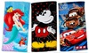 Kids' Disney and Cartoon Beach Towels: Kids' Disney and Cartoon Beach Towels