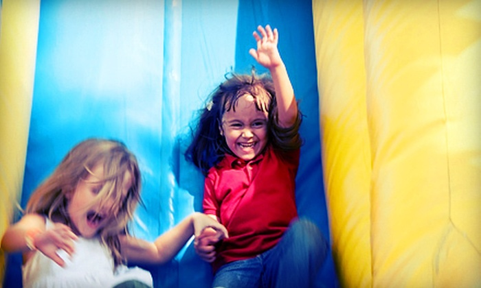 Awesome Bounce! - Los Angeles: Eight-Hour Rental of Basic or Combo Kids' Bounce House from Awesome Bounce! (Up to 55% Off)